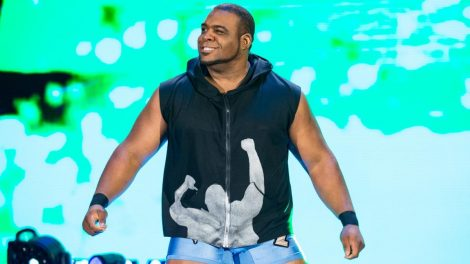 Keith Lee WWE