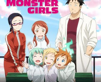 Interview with Monster Girls