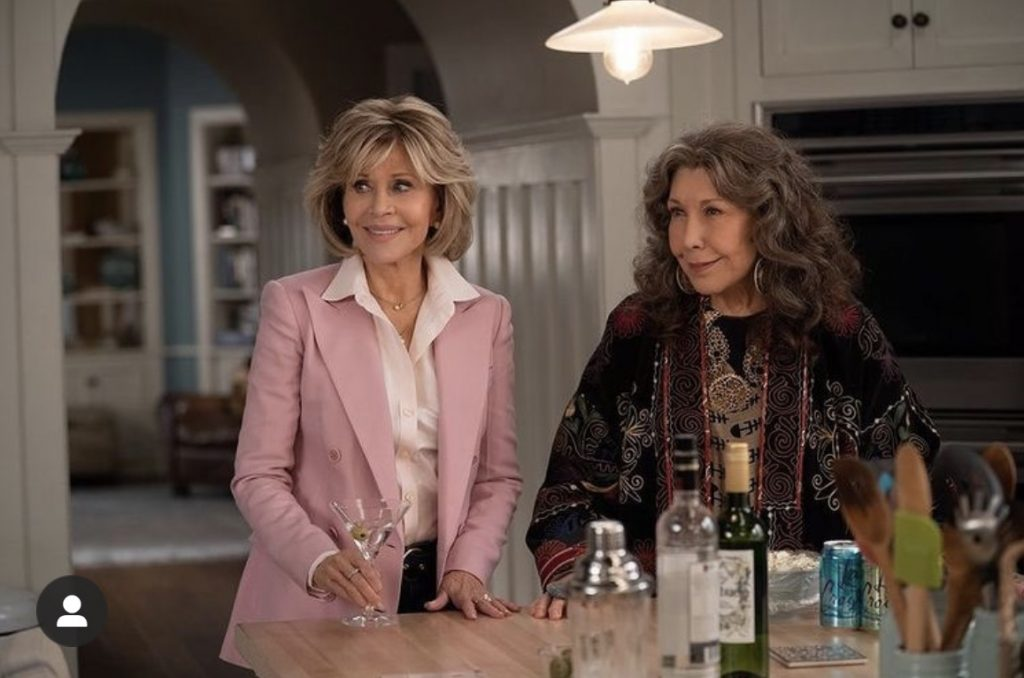 Grace and Frankie 8