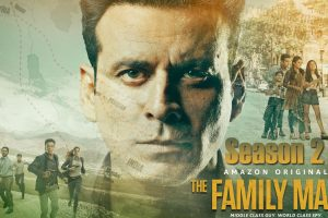 Family Man | Manoj Bajpayee