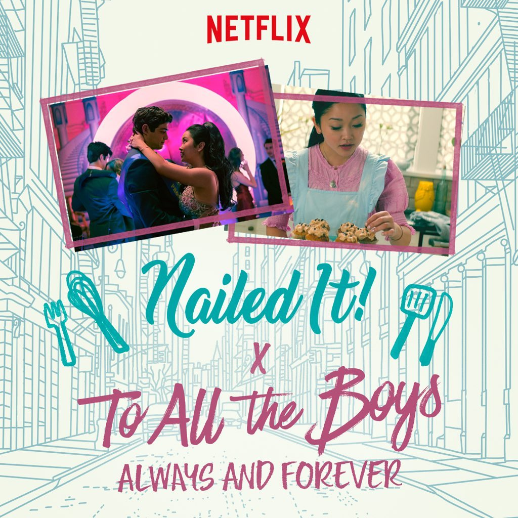 Lana Condor | Noah Centineo | Too All the Boys: Always and Forever