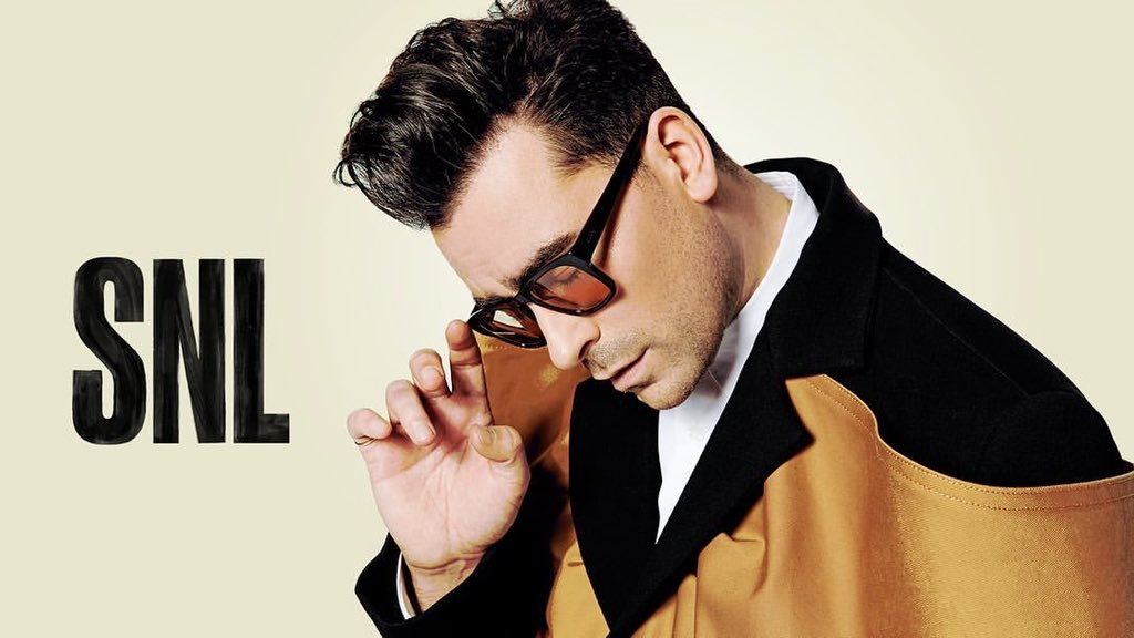 Dan Levy | Ruisseau Schitt & #039; s | Saturday Night Live
