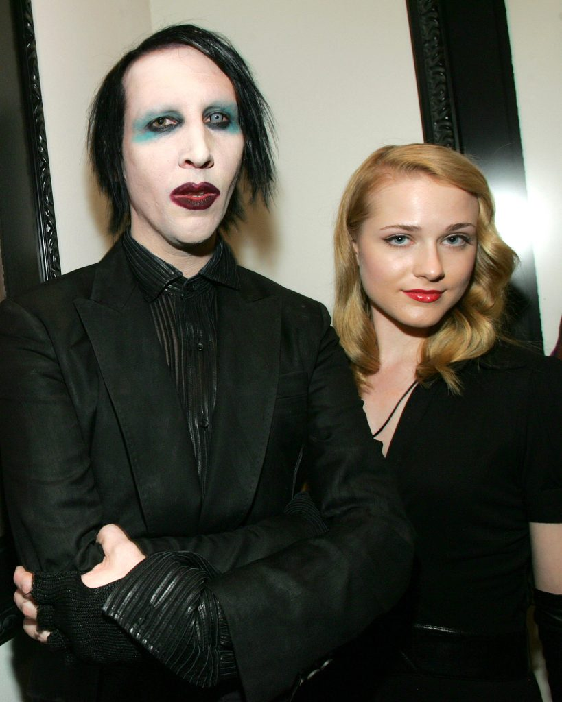 Evan Rachel Wood | Marilyn Manson