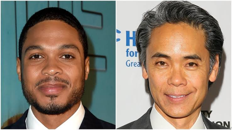 Ray Fisher and Walter Hamada