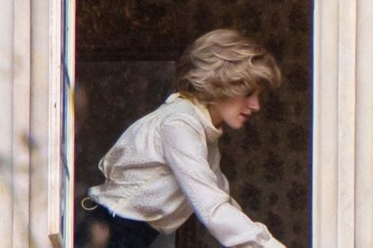 Kristen Stewart | Princess Diana Spencer
